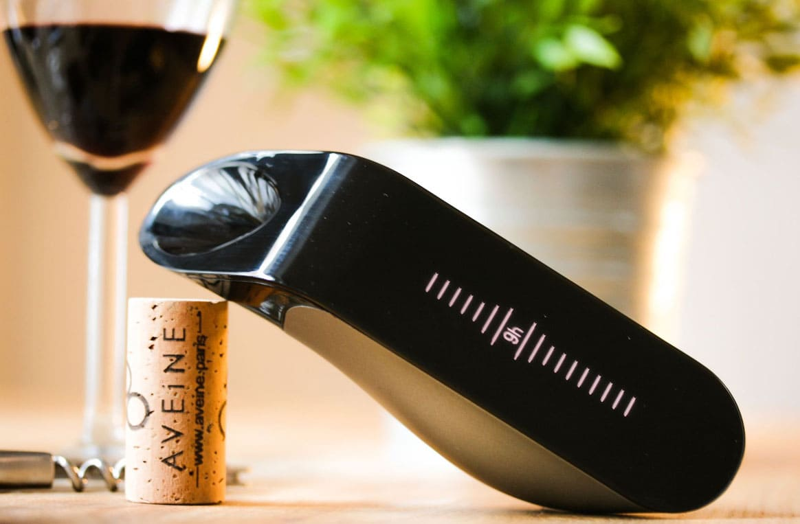 Viticulture—Connected Wine Aerator